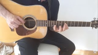 Billy Joel - Just the way you are - acoustic guitar cover fingerstyle