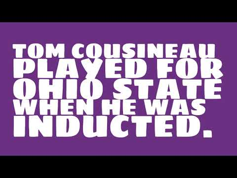 Who did Tom Cousineau play for?