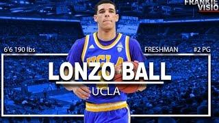 "Lonzo Ball - ""Rolex"" (UCLA Mix)"