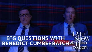 Benedict Cumberbatch: Big Questions With Even Bigger Stars streaming