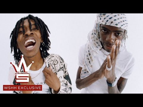 "Jasiah Feat. Yung Bans ""Shenanigans"" (WSHH Exclusive - Official Music Video)"