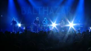 Balthazar - Blood Like Wine Live at AB - Ancienne Belgique