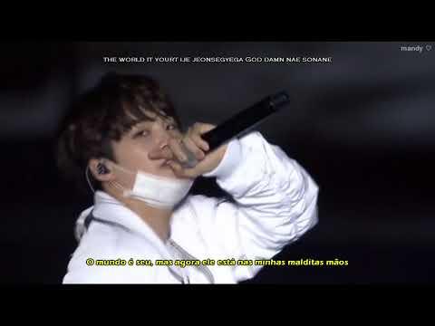 [PT-BR] AGUST D (Suga) ft. JIMIN (BTS) - Tony Montana