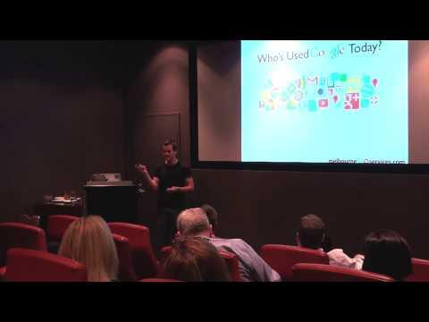 David Jenyns Star News Group Keynote