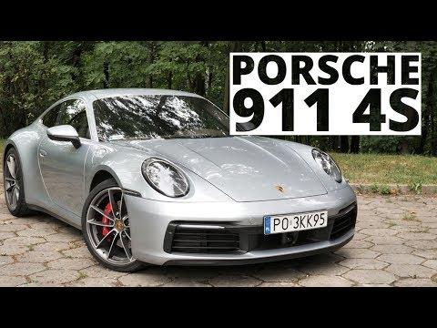 Porsche 911 Carrera 4S - muszę sprzedać Mercedesy!