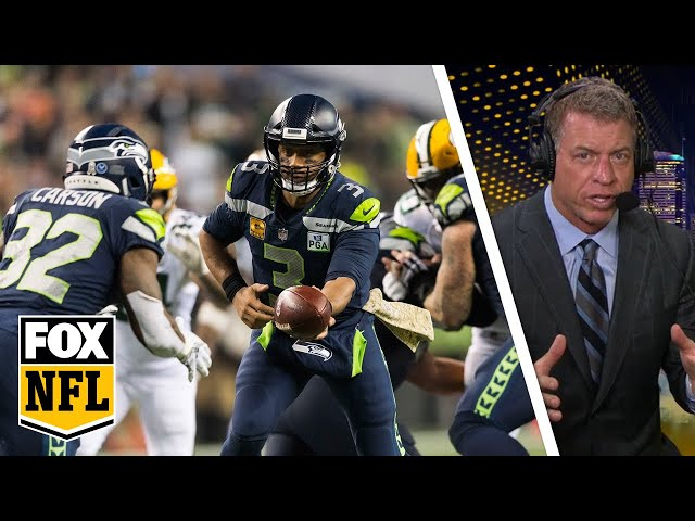 Troy Aikman: Seahawks are very much alive in NFC playoff picture | FOX NFL