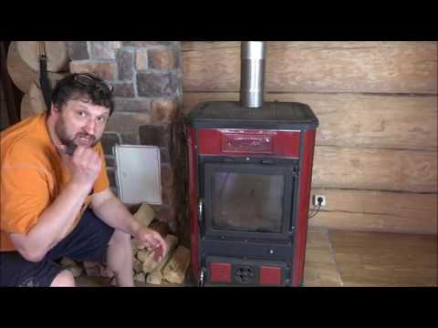 Отопление дома без газа. Дешево.