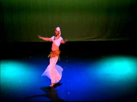 DaVid of Scandinavia at LVBDI 2012,Pro Show