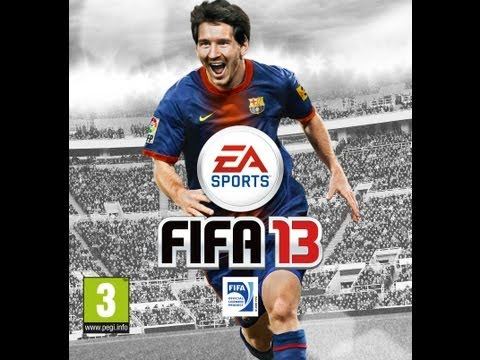 Gameplay FIFA 13 - Análisis Review Xbox360 [DEMO]