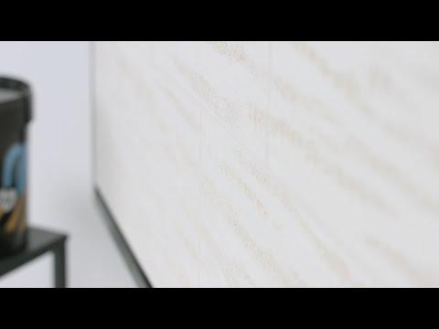 Marmorino effetto travertino, Roma - Calce Veneziana #9