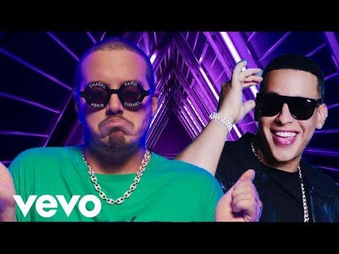 Daddy Yankee, J. Balvin - A Tu Lado (Official Video)