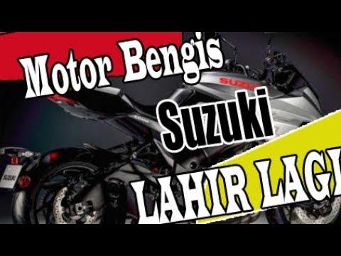 All New Suzuki Katana  ! Saat Motor Legenda Hidup kembali