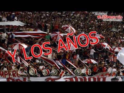 Nueva Cancion de River Plate (LETRA) Llega el Domingo