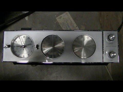 RCA AM FM Clock Radio Repair