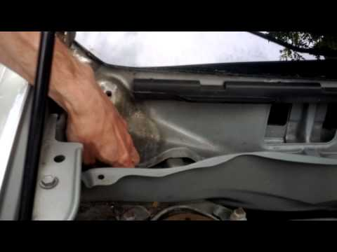 2006 Pontiac Torrent Fixing A Leaking Sunroof Funnydog Tv