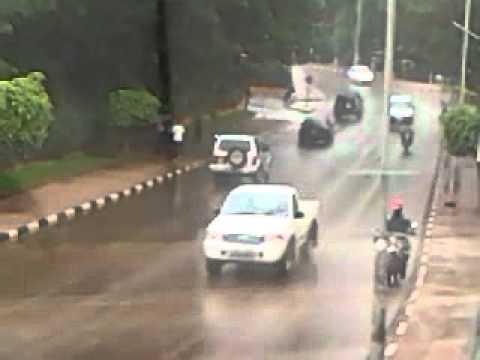 Rain Serena Hotel Kampala