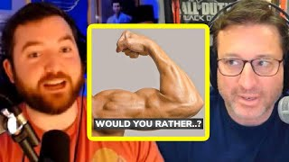 Fitness Would You You Rather Question & Diet Struggles | PKA
