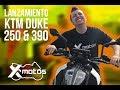LANZAMIENTO | NUEVAS KTM Duke 250 y 390