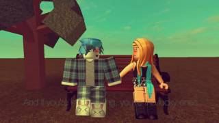 Youth - by Daughter covered by Daniela Andrade Roblox Music Video