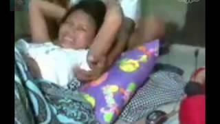 hlady give birth at home