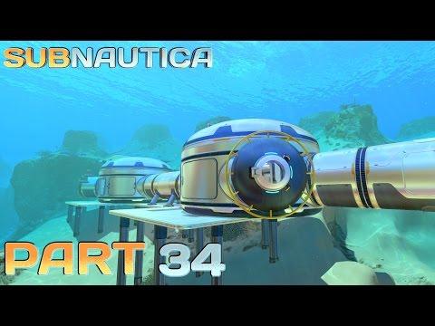 Let's Play Subnautica Deutsch Part 34 - Solarpark