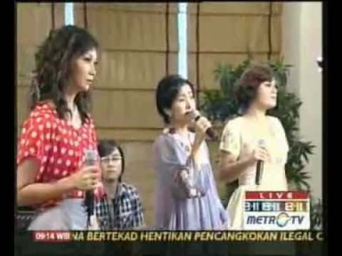 Be3 Apa Adanya (8-11 Show Metro TV 5 August 2011)