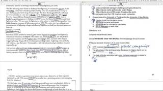 IELTS Reading Test #3, Book 8 – Step-by-step answers