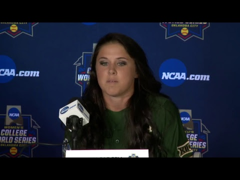 Women's College World Series NFCA Press Conference
