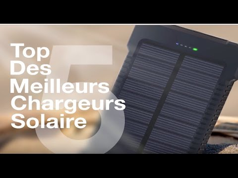 chargeur solaire unotec