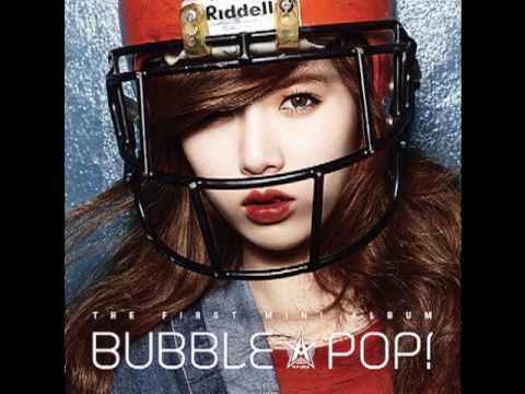 [Audio+DL] Hyuna - Bubble Pop!
