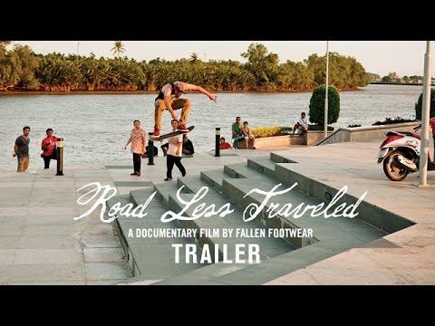 Road Less Traveled TWS Trailer | iTunes - TransWorld SKATEboarding