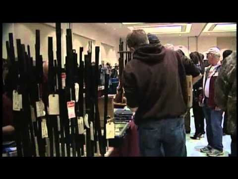 Saratoga Arms Fair Gun Show