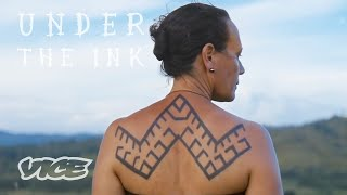 The Last of the Skin Tapping Tradition of Papua New Guinea | Under the Ink