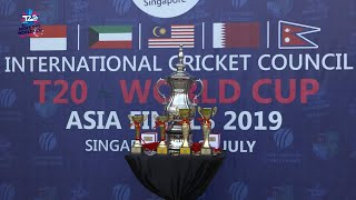 Tournament wrap | ICC T20 World Cup Asia Region Final Qualifiers