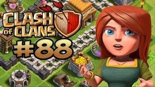 CLASH OF CLANS #88 - LARS BAUT NUR SCHEISSE ★ Let's Play Clash of Clans