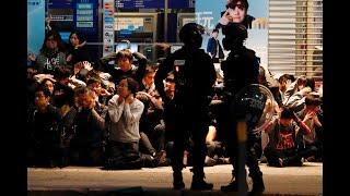 1/4  VOA卫视【香港风云】香港中联办主任下台,转机还是新危机?