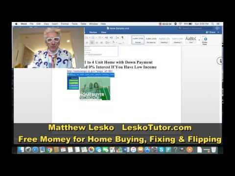 gov't-programs-and-internet-money-for-house-buying,-fixing-or-flipping