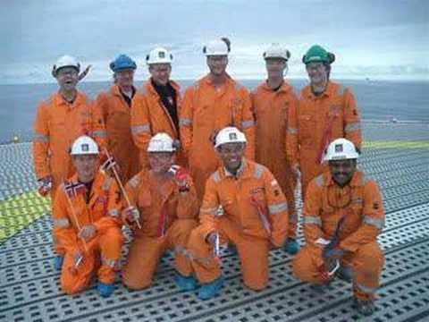 offshore life  Riza