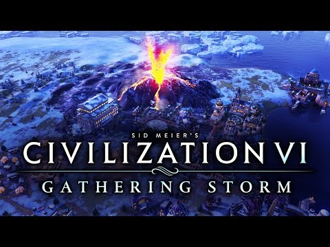 Civilization VI: Gathering Storm - Part 5 - The Space Race