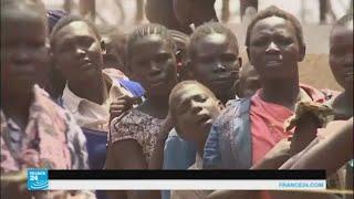 العنف الجنسي وسيلة للانتقام والعقاب في جنوب السودان!!
