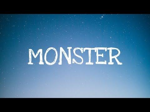 Gabbie Hanna - Monster [Reborn] (Lyrics)