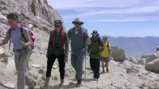 Mt Whitney Mountaineer