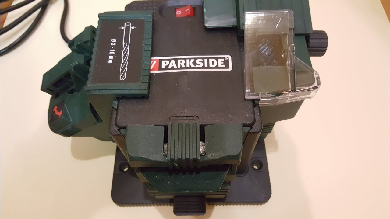 PARKSIDE Tool sharpening station(PSS 65) by Howto XYZ