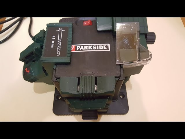 PARKSIDE Tool sharpening station(PSS 65 A1)