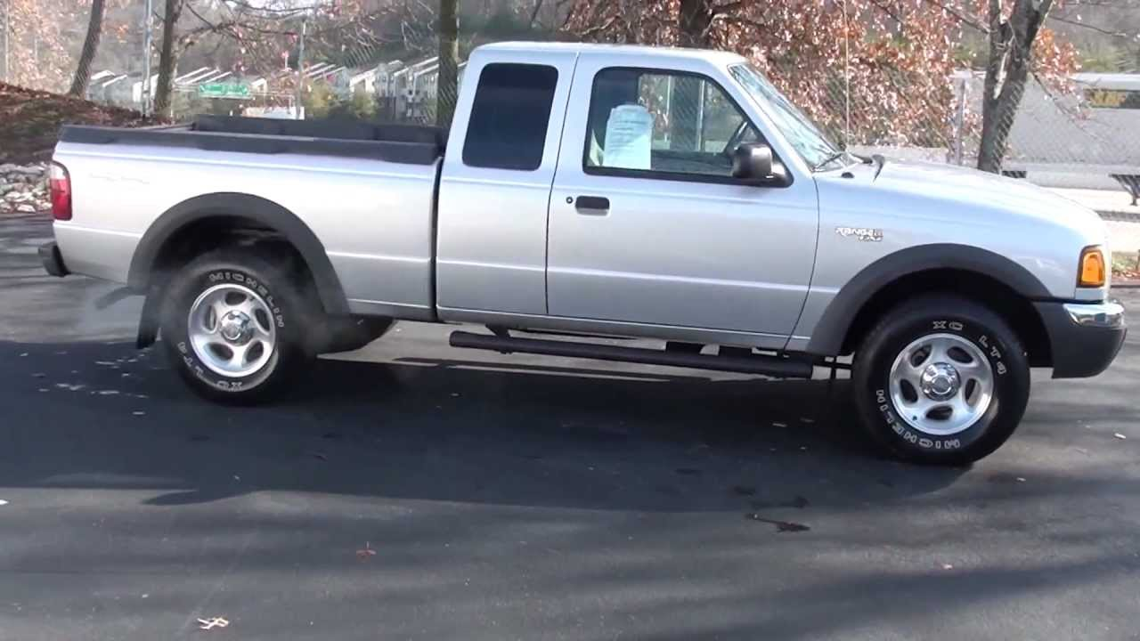 For sale 2001 ford ranger xlt 4x4 offroad stk p5909b www lcford com youtube