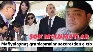 Azərbaycanın Sedat Pekeri danışır. Dövlətin mafiyalaşmış qrupları ifşa edilir