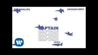 Video Wiz Khalifa - Captain Remix feat. Smokepurpp [Official Audio] download MP3, 3GP, MP4, WEBM, AVI, FLV Maret 2018