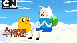 Adventure Time | Time Passes Like A Cloud | Cartoon Network