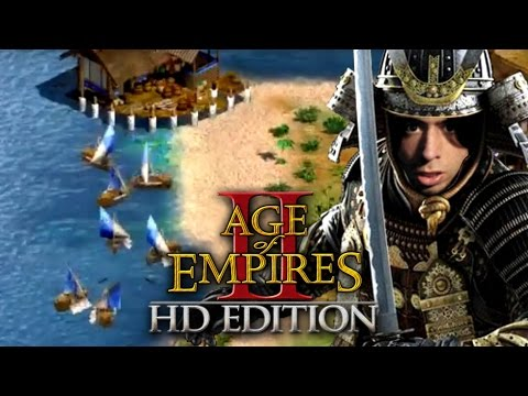 LUCHANDO por JAPÓN | AGE OF EMPIRES 2: ONLINE #33