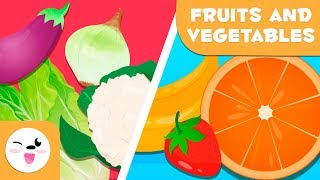 Kids learning video to learn new vocabulary about fruit and vegetables. this is a compilation featuring fruits vegetables like: oranges, apples, ba...